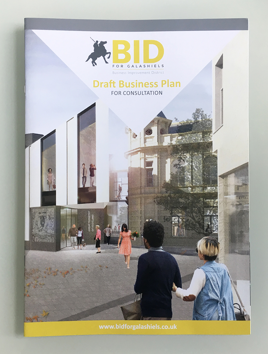 BID for Galashiels - draft business plan