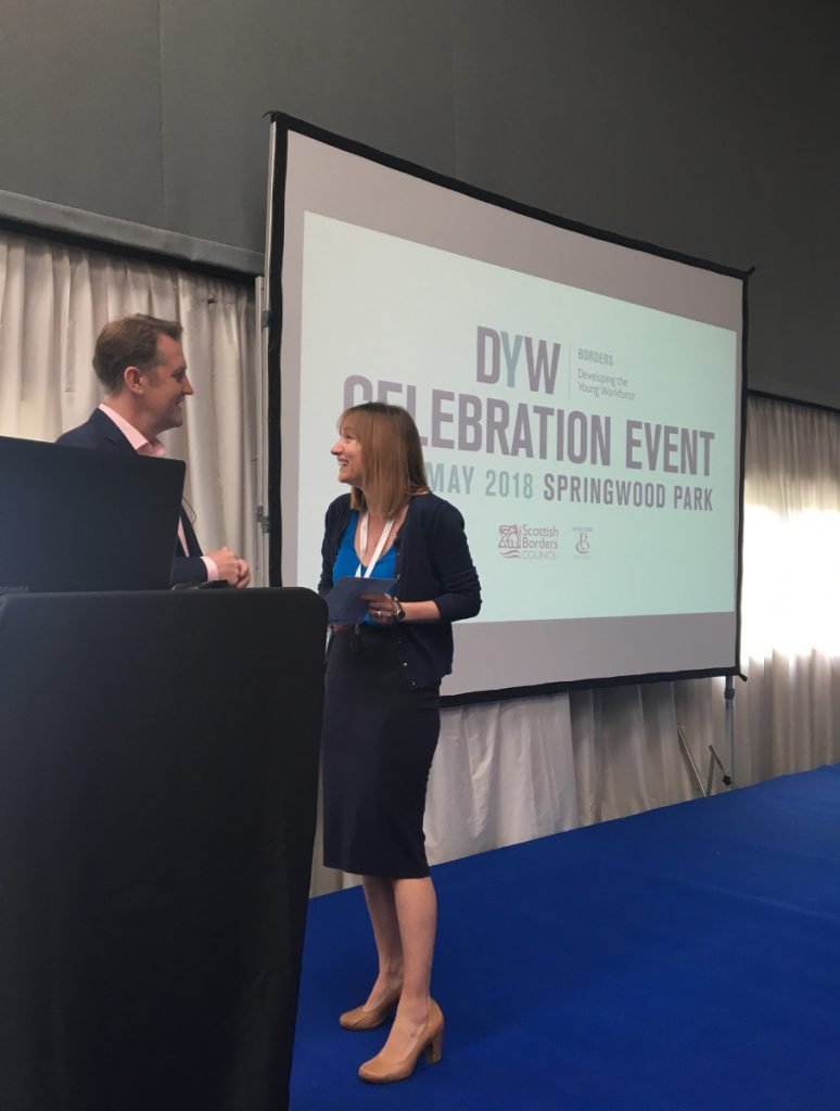 DYW Borders Celebration Event